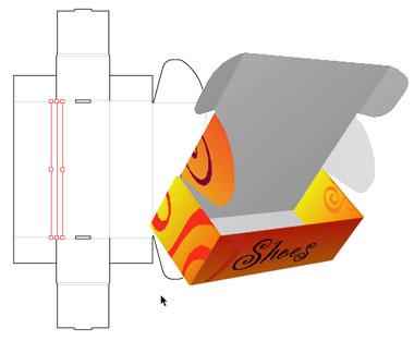 Planejamento de embalagens